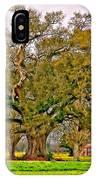 A Mighty Oak IPhone Case