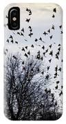 A Million Birds IPhone Case