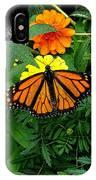 A Monarchs Colors IPhone Case