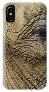A Mothers Eye IPhone Case