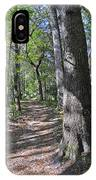 A Nature Walk IPhone Case