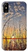 A New Day Begins ... IPhone Case