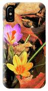 A New Season Blooms IPhone Case