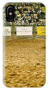 A Night At The Rodeo V16 IPhone Case