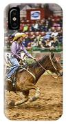 A Night At The Rodeo V31 IPhone Case