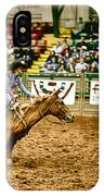 A Night At The Rodeo V35 IPhone Case