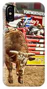 A Night At The Rodeo V5 IPhone Case