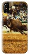 A Night At The Rodeo V7 IPhone Case