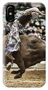 A Night At The Rodeo V8 IPhone Case