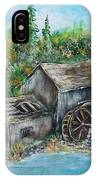 A Old Mill IPhone Case