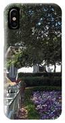 A Perfect Day On The Boardwalk Walt Disney World IPhone Case