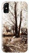 A Place In The Sun IPhone Case