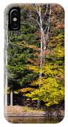 A Place To Relax In The Adirondacks IPhone Case