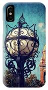 A Plaza View IPhone Case