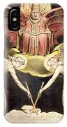 A Priest On Christ's Throne IPhone Case