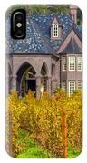 The Ledson Castle - Kenwood, California IPhone Case