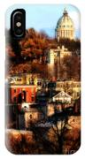 A Providence Hillside IPhone Case