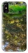 A Quiet Little Pond IPhone Case