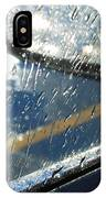 A Rainy Night Reflection IPhone Case