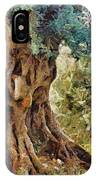 A Really Old Olive Tree IPhone Case