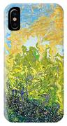A Reflected Sky IPhone Case