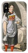 A Serving Girl At An Inn IPhone Case