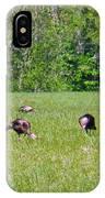 A Shot Of Wild Turkey IPhone Case