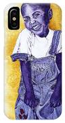 A Smile For You From Haiti IPhone Case