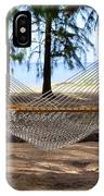 A Snooze By The Ocean IPhone Case