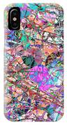 A Splash Of Abstract IPhone Case