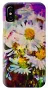 A Splash Of Spring IPhone Case