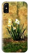 A Spot Of Spring IPhone Case