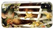 A Spring Chicken IPhone Case