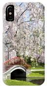 A Spring Walk IPhone Case