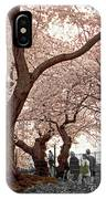 A Stroll In Central Park IPhone Case