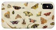 A Study Of Insects IPhone Case