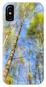 A Summer Forest IPhone Case