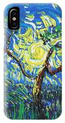 A Sunny Day For The Tree IPhone Case
