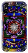A Surrealistic Mandala IPhone Case