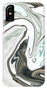 A Swan IPhone Case