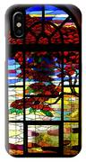A Tale Of Windows And Magical Landscapes IPhone Case