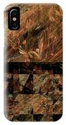 A Tear For Paul Cezanne IPhone Case