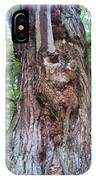 A Tree Creature IPhone Case