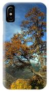 A Tree In Arcadia - Greece IPhone Case