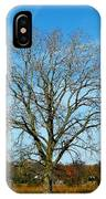 A Tree In Fall... IPhone Case