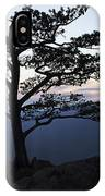A Tree Of Mountains IPhone Case