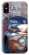 A Truck In Goodland IPhone Case