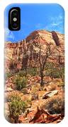 A View Along The Watchman IPhone Case