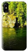 A View Of The Seleway River IPhone Case