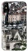 A View Of Vienne France IPhone Case